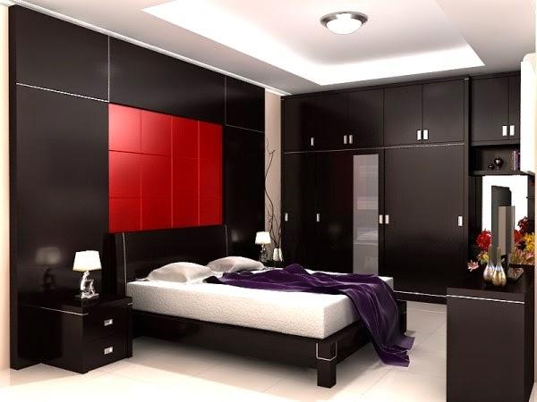 Desain kamar tidur utama yang cocok untuk rumah idaman