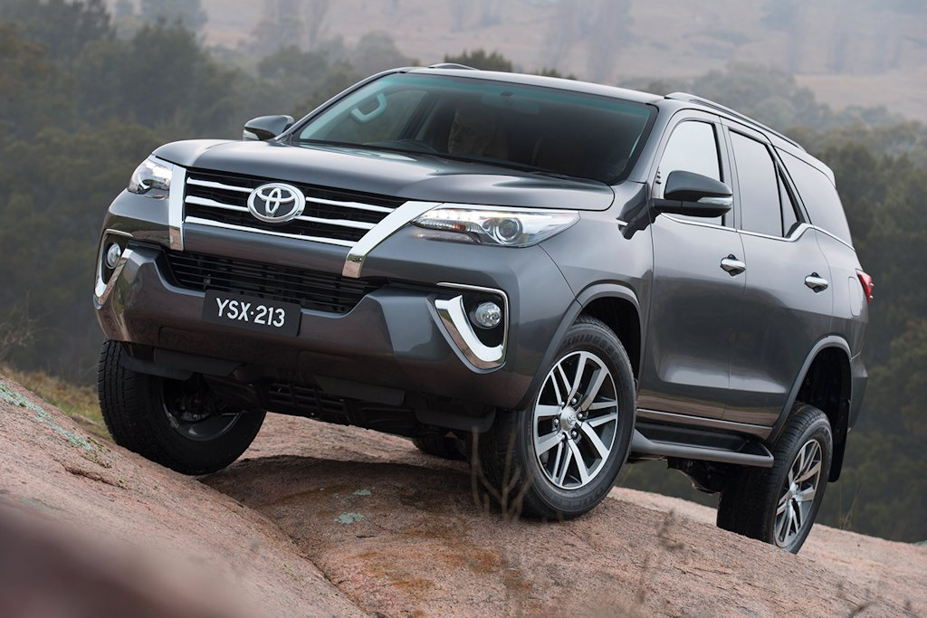 UPDATED: 2016 Toyota Fortuner: This is It! (w/ Thailand Market Specs)