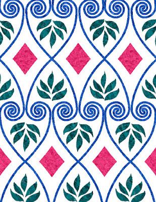 http://www.spoonflower.com/designs/5683117-minoan-favorite-textile-design-ewbarber-2-batiktextures-trueblue-cherryred-forestgreen-white-by-mina