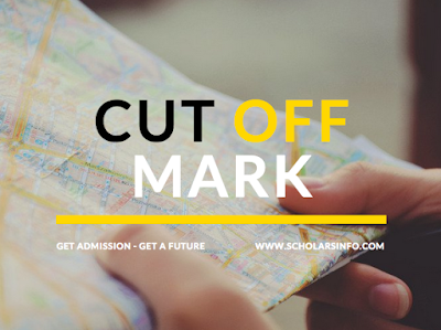 Landmark University Cut off marks