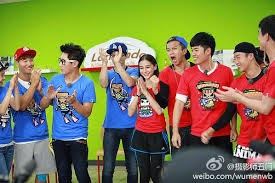 Life : Korea Running Man VS China Running Man