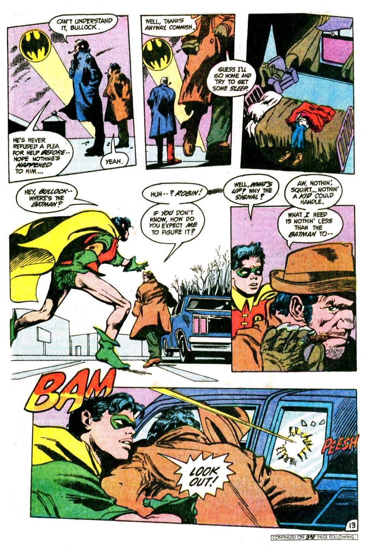 Detective Comics (1937) 542 Page 13