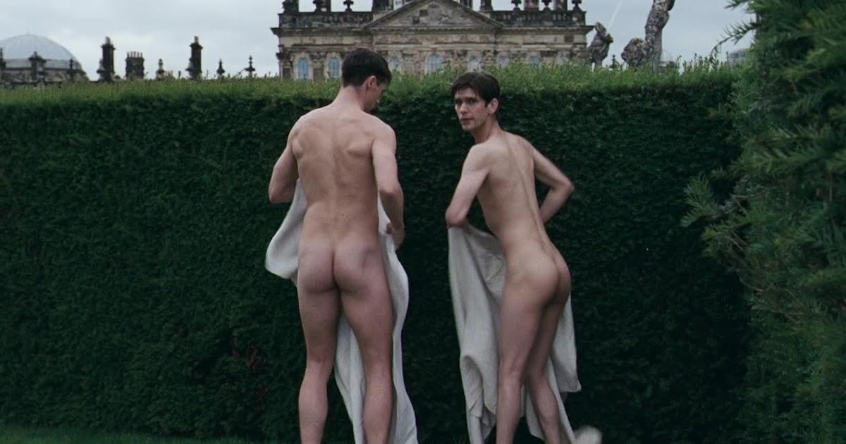 Whishaw nude ben Gay Ben