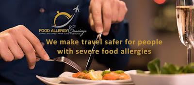 food allergy concierge safe dining