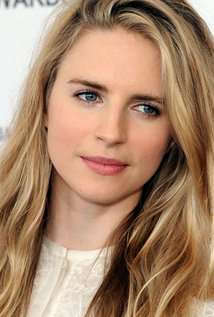 Brit Marling. Director of Another Earth