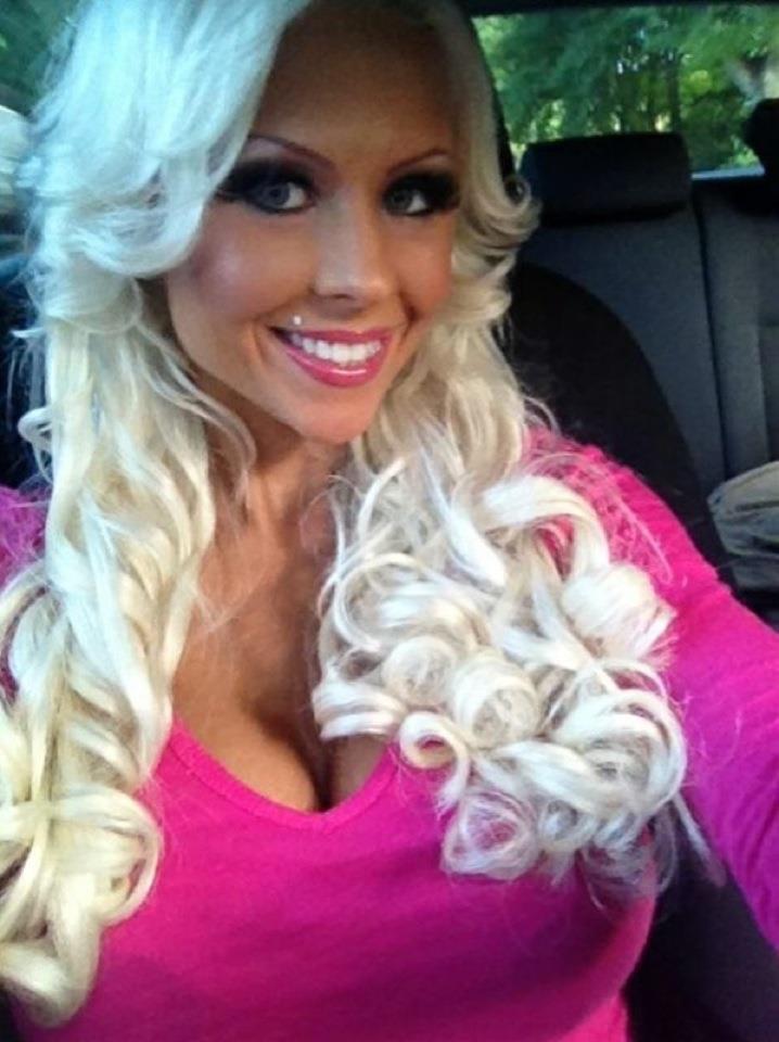 Porslinspanda: The Barbie Look