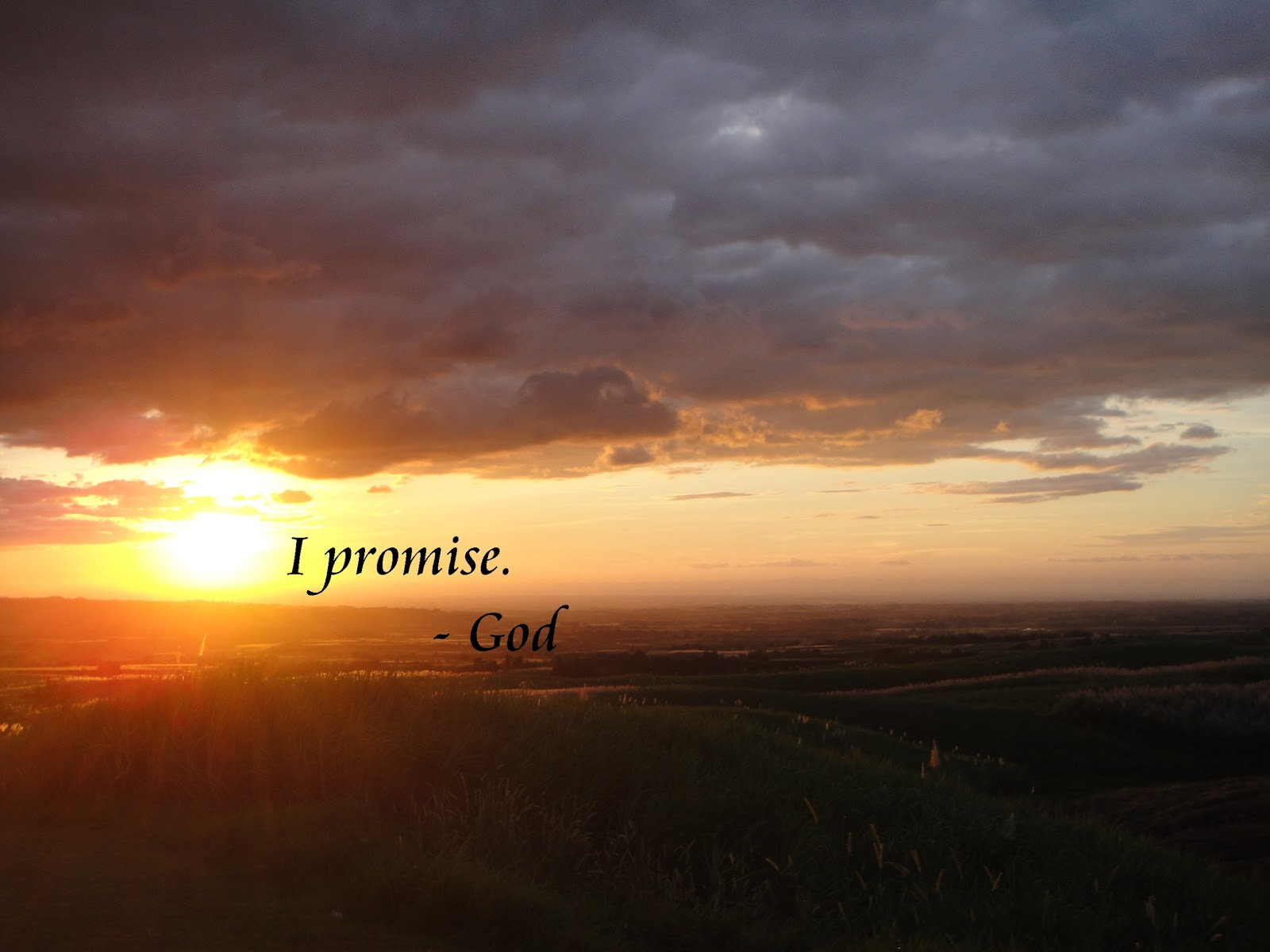 God's Promises - Verses in the Bible