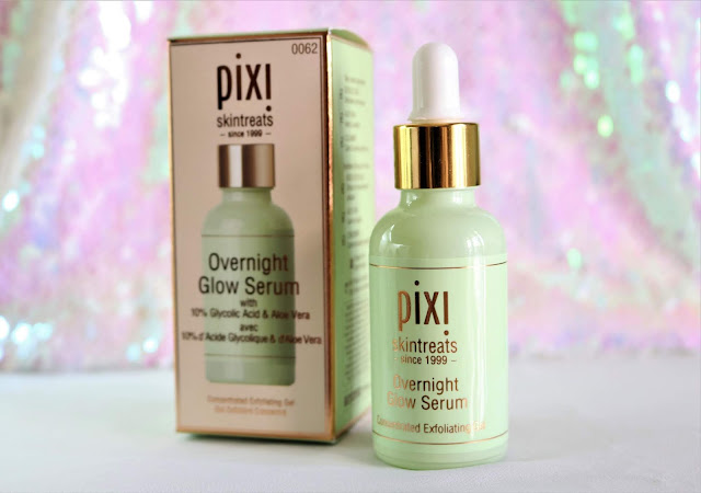 Overnight Glow Serum Pixi Beauty