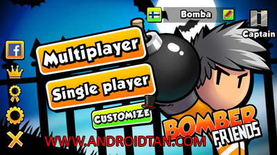 Download Bomber Friends Mod Apk v1.57 (Unlimited Money) Terbaru 2017