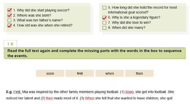 10. Sınıf MEB Yayınları Çalışma Kitabı Workbook Count Me In 26. Sayfa Cevapları Theme 3 Legendary Figure