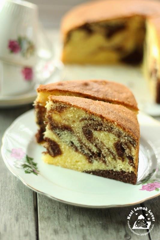 Nutella Butter Cake Recipe