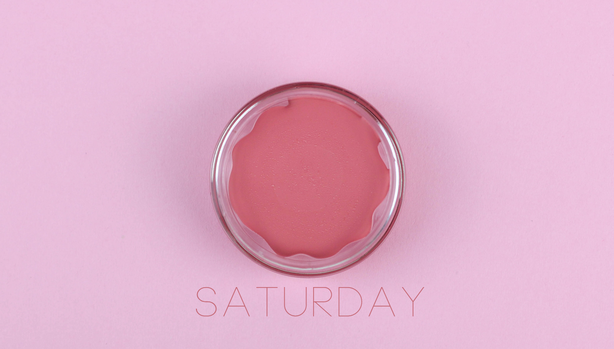 Neve Cosmetics Blush Garden Saturday