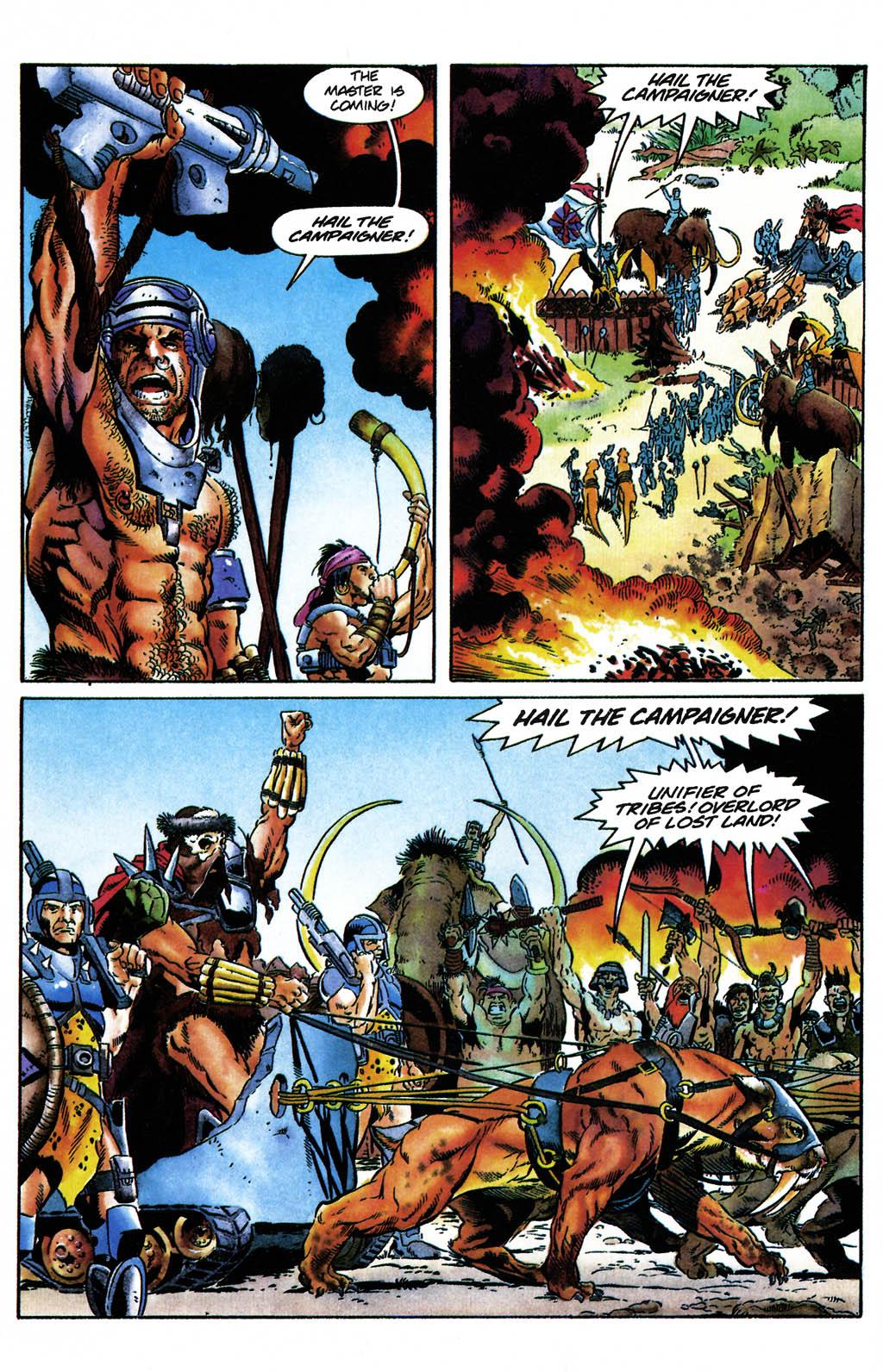 Read online Turok, Dinosaur Hunter (1993) comic -  Issue #24 - 19