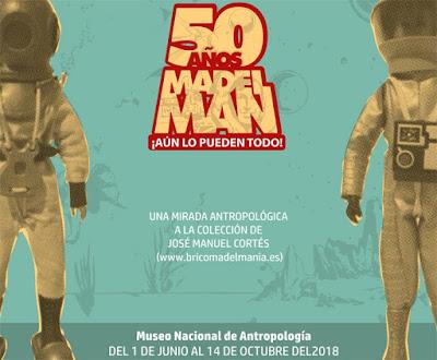 """Reportaje del Concurso Madelman 50 aniversario en la revista """"Coleccionismo de Juguetes"""""""