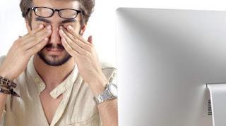 contro affaticamento occhi