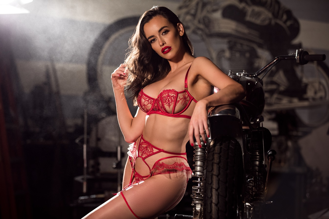 Honey Birdette's #NOTYOURVALENTINE collection