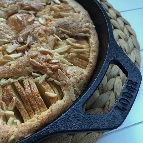 Apfel-Sandkuchen nach Johann Lafer