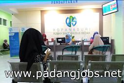 Lowongan Kerja Padang: RS. Khusus Bedah Ropanasuri Maret 2018