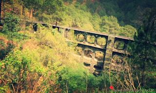 Arch Gallery Bridge
