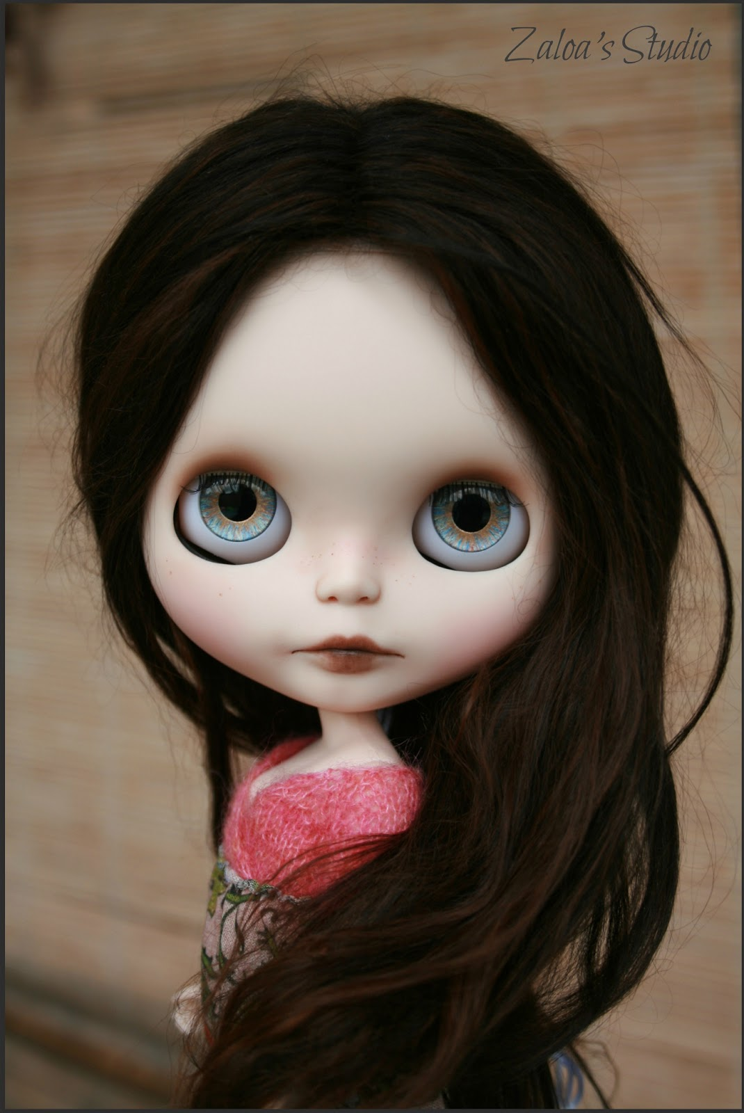Zaloa's Studio: Zaloa Custom Blythe Doll- Taking Offers