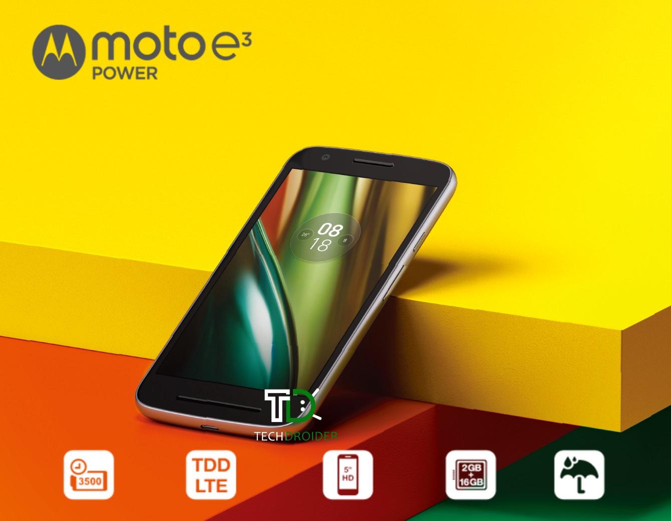 Image result for Moto E3 Power
