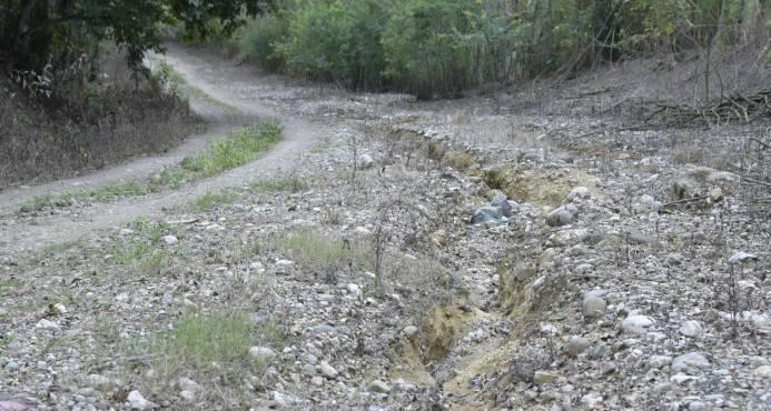 Los caminos vecinales están deteriorados en zonas agrícolas del país