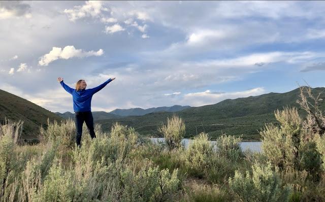 Sublett Reservoir Idaho Free Camping