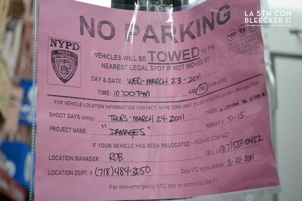 Qué películas y series ruedan en Nueva York