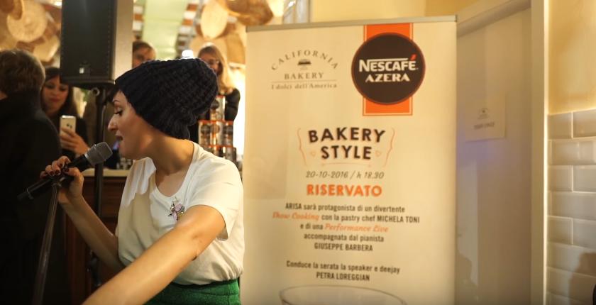 Canzone Nescafe Azera pubblicità con Arisa - Musica spot Novembre 2016