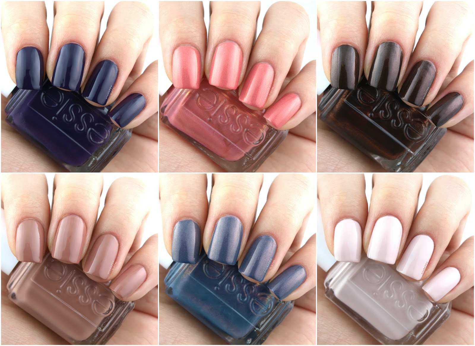 Essie | Desert Mirage Collection: Review and Swatches