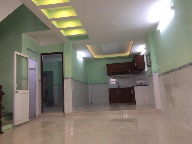 Bán nhà Hẻm xe hơi đường Nguyễn Xí quận Bình Thạnh