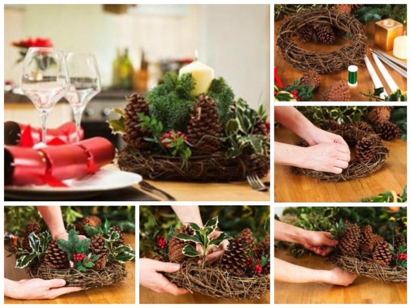 Новогодние украшения своими руками: создаём сказку сами