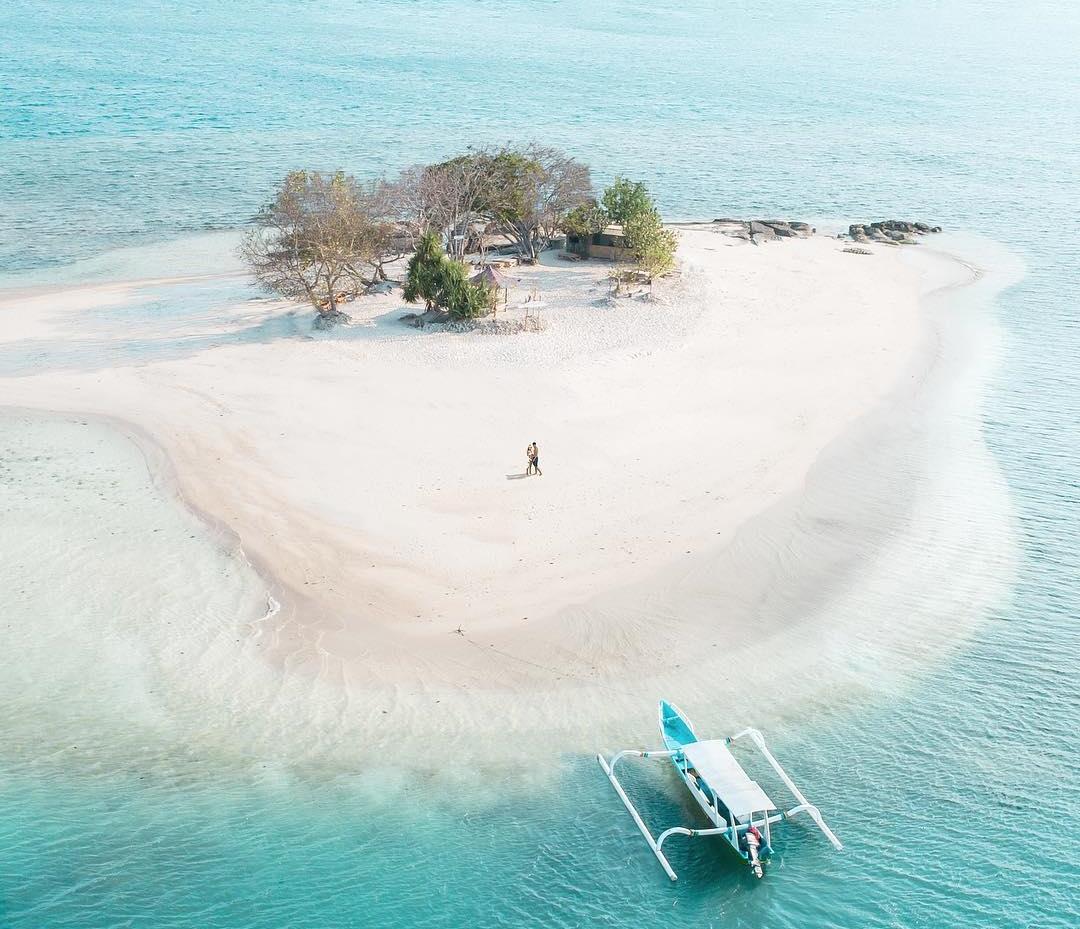 Destinasi Bulan Madu Lombok