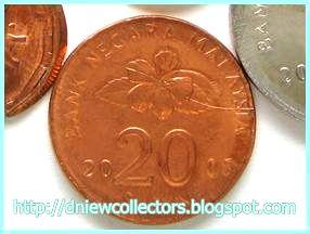 PLANCHET ERRORS-WRONG METAL ERRORS | Error coins