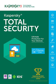 Kaspersky Total Securuty 2017 by Tech Crome