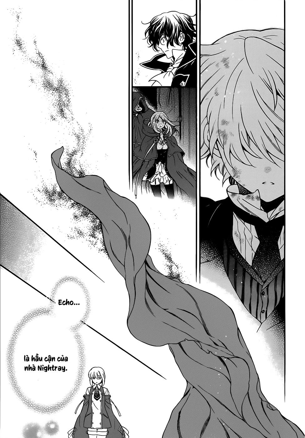 Pandora Hearts chương 098 trang 33