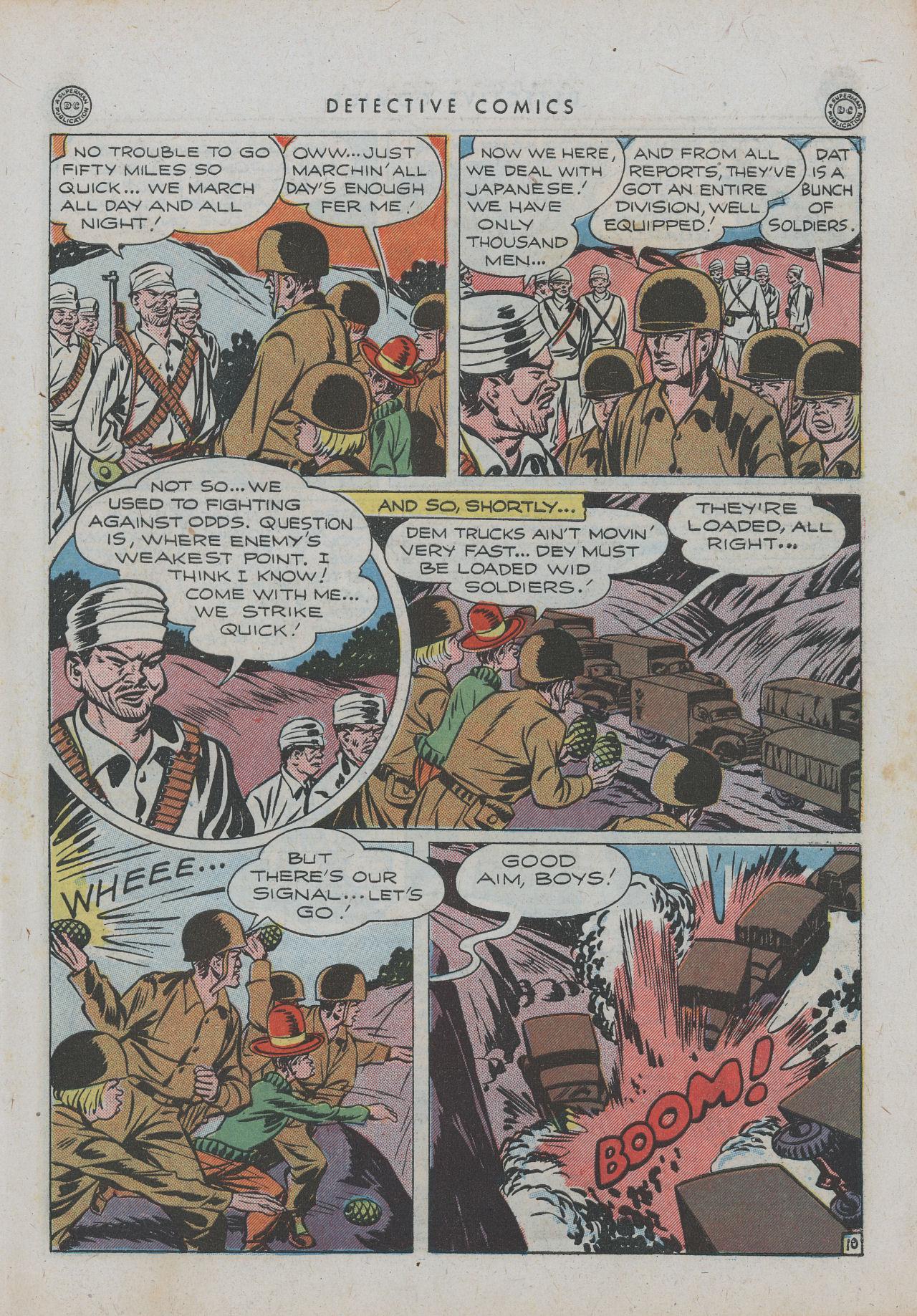 Read online Detective Comics (1937) comic -  Issue #99 - 42