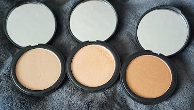 E.L.F Shimmer Highlighting Powders