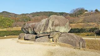 人文研究見聞録:石舞台古墳 [奈良県]