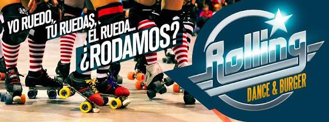 Pista de patinaje en Madrid