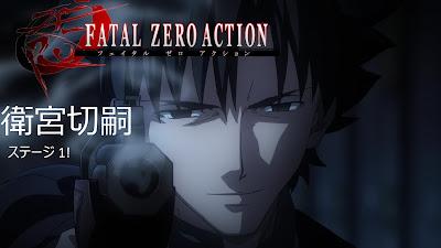 Game Anime PC Fatal Zero Action