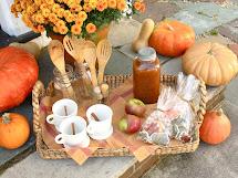 Jenny Steffens Hobick Pumpkin Carving Party Invitation