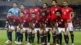 قائمة المنتخب المصري لبطولة أمم إفريقيا 2019