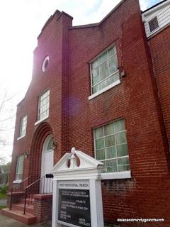 First Pentacostal Church in Corbin, KY