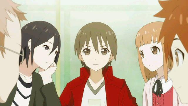 الحلقة 04 أنمي Tantei Team KZ Jiken Note مترجم تحميل
