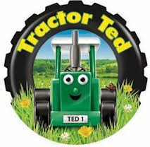 Tractor ted farming and tractors DVD for kids and children Christmas edition