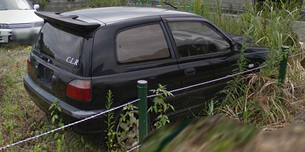 17 Τα παρατημένα supercars της Φουκουσίμα zblog, παρατημένα, Φουκουσίμα, ΦΩΤΟ, φωτογραφίες