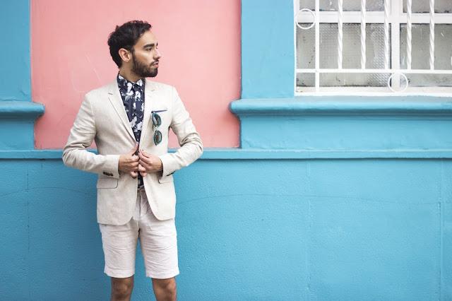 bloguero columnista de moda experto