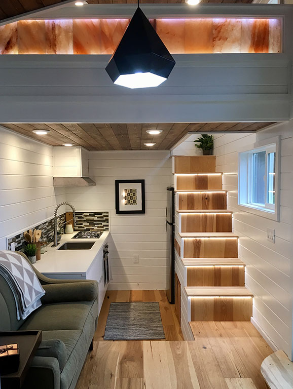 Tiny House Town Tiny Home Of Zen By Tiny Heirloom