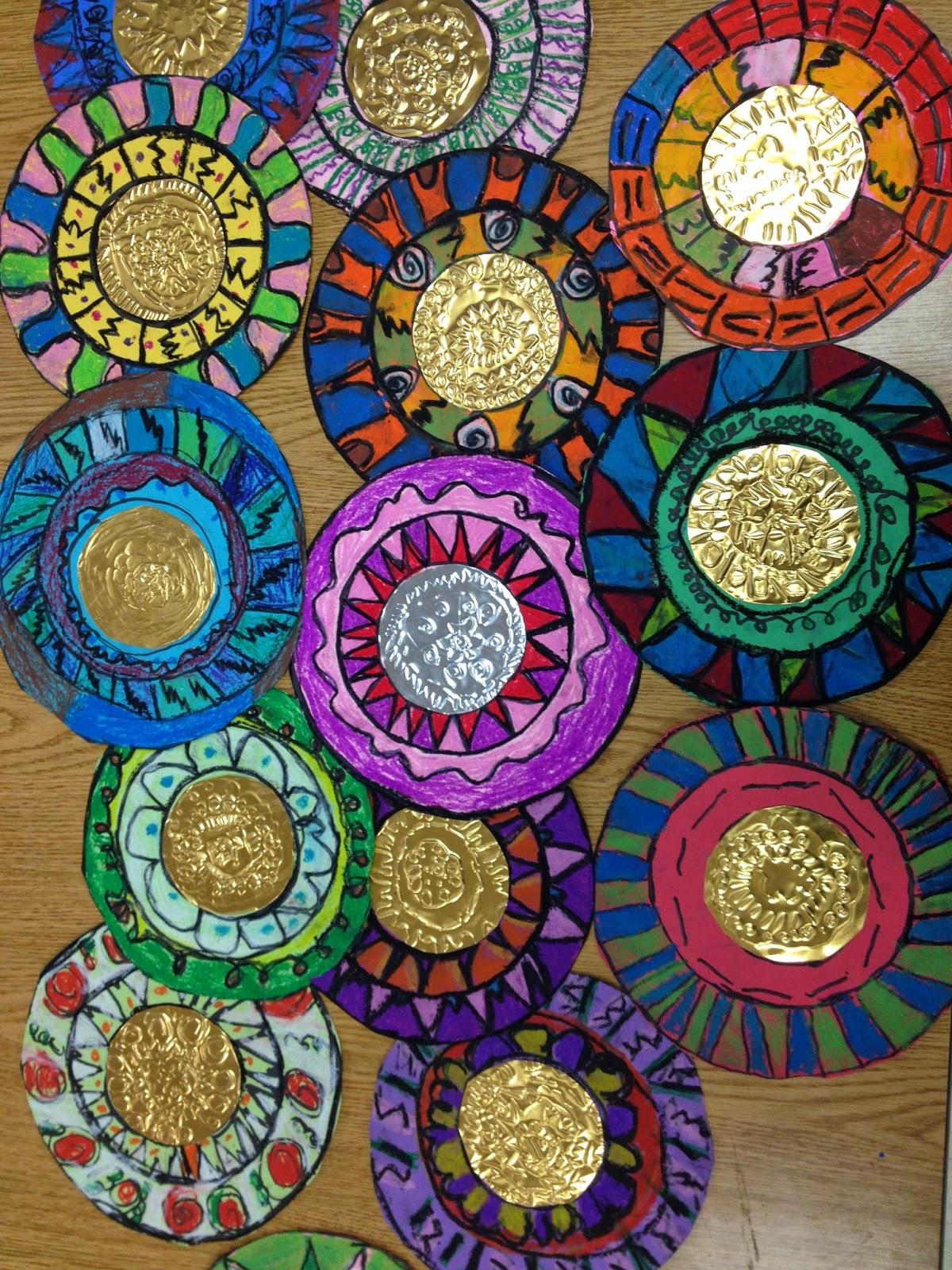 Mandala Stones Step By Step
